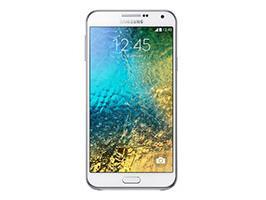 Printscreen Samsung Galaxy E7