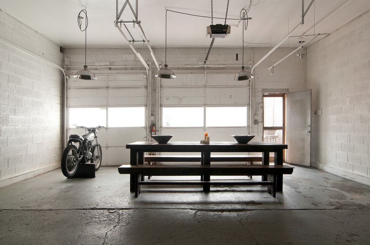 855 #976034 Decordemon: INDUSTRIAL LOFT Salt Lake City image Salt Lake City Garage Doors 36831292