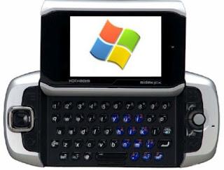 Ponsel Pintar dari Microsoft