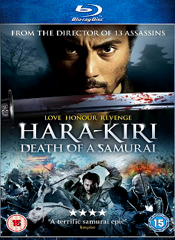 Filme Poster Hara-Kiri: Death of a Samurai BRRip XviD & RMVB Legendado
