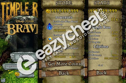 how to get coins in temple run 2