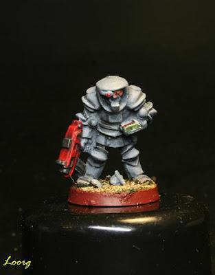 Warhammer 40000: Inquisidor Augustus
