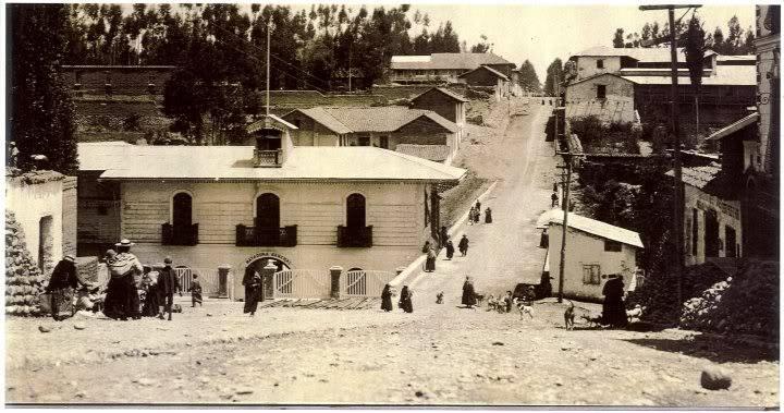 Bajada de El Tambo