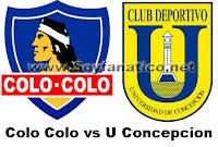 Colo Colo vs Concepcion 2012