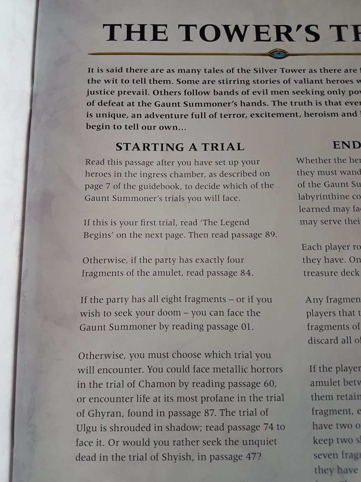 Those of you familiar with Games Workshop's new Warhammer setting will also be familiar with the realms you can adventure into. The realms you can choose ...