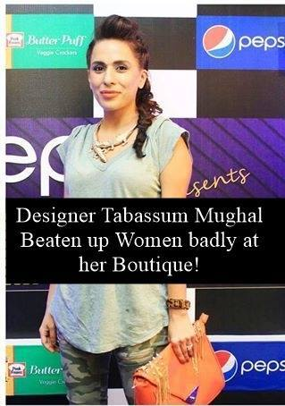 Designer Tabassum Mughal Controversy Social Media Reaction