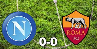 Napoli 0-0 Roma