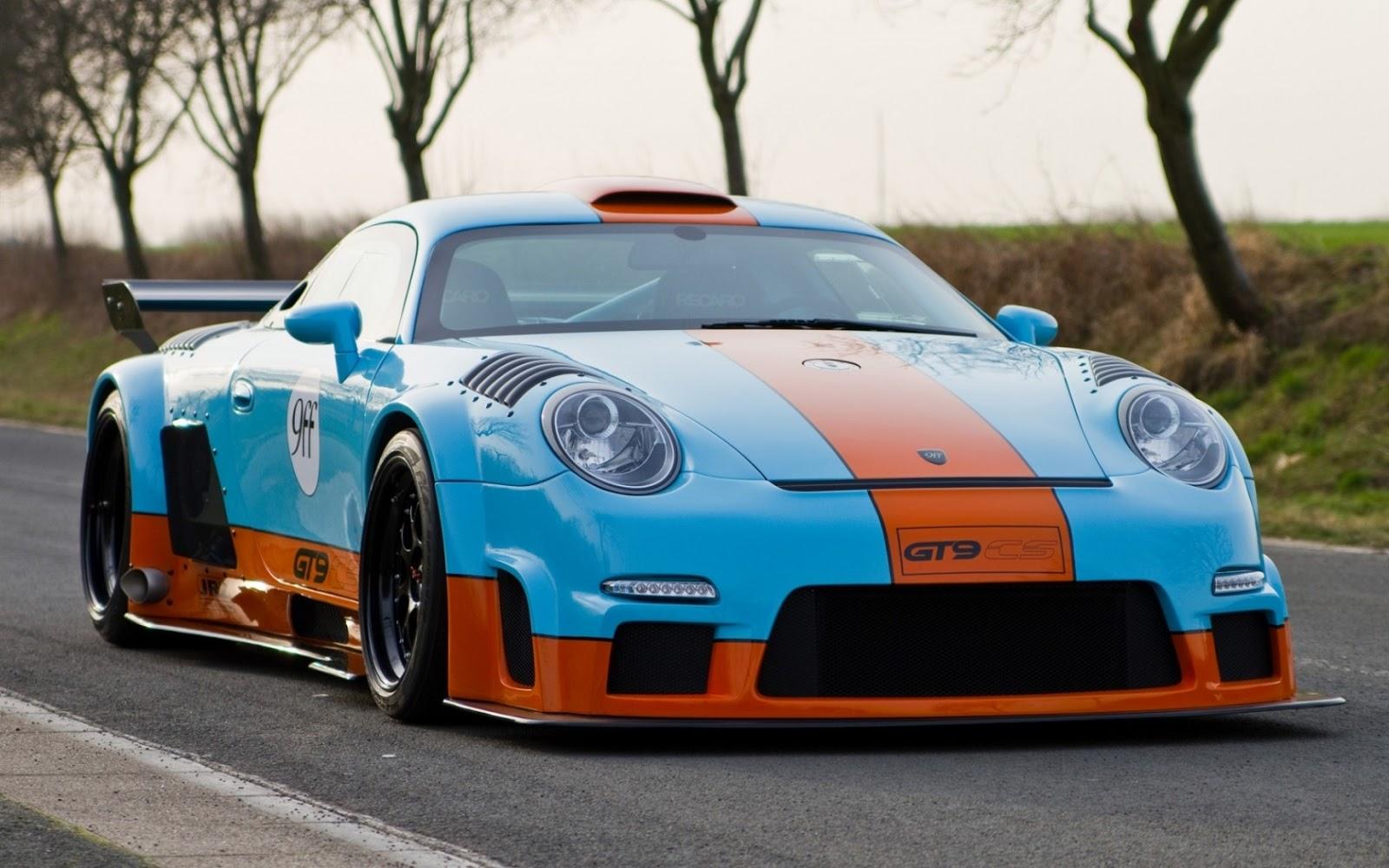 Porsche 911 GT3 HD Wallpaper.jpg ~ Cars Wallpapers HD