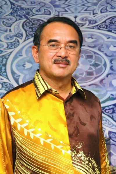 Mohd Ali bin Mohd Rustam