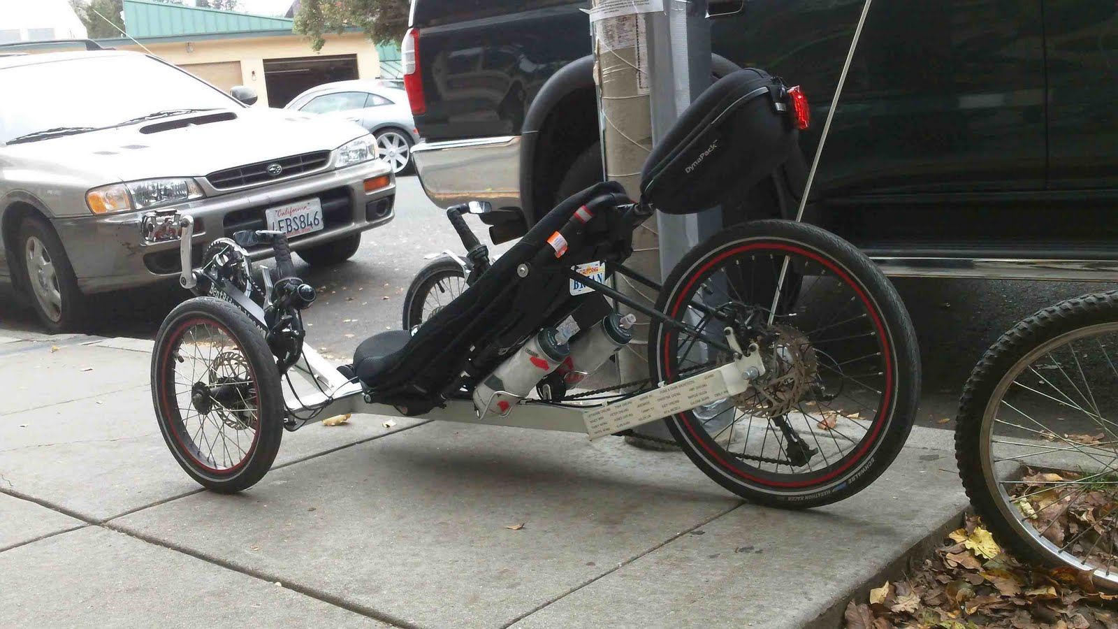 2can recumbent tricycles accessories