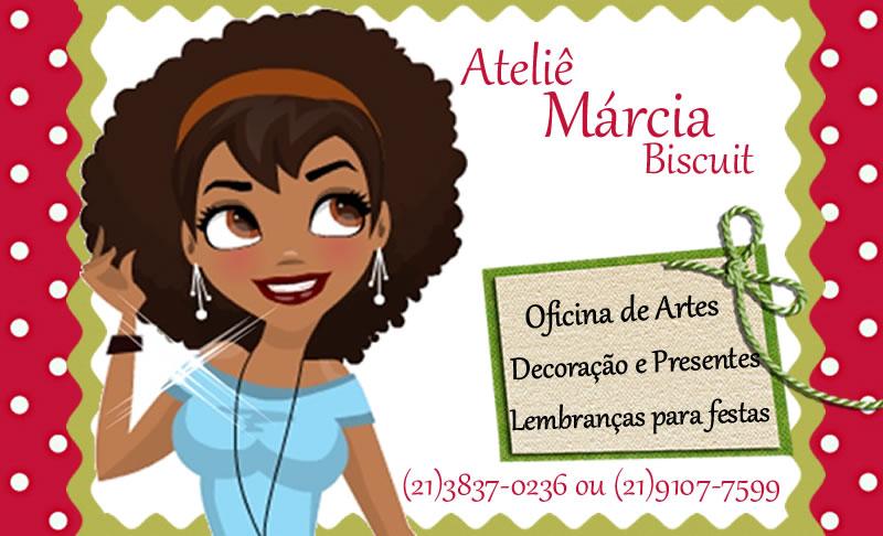 """<p align=""""center"""">Atelie Marcia Biscuit</p>"""