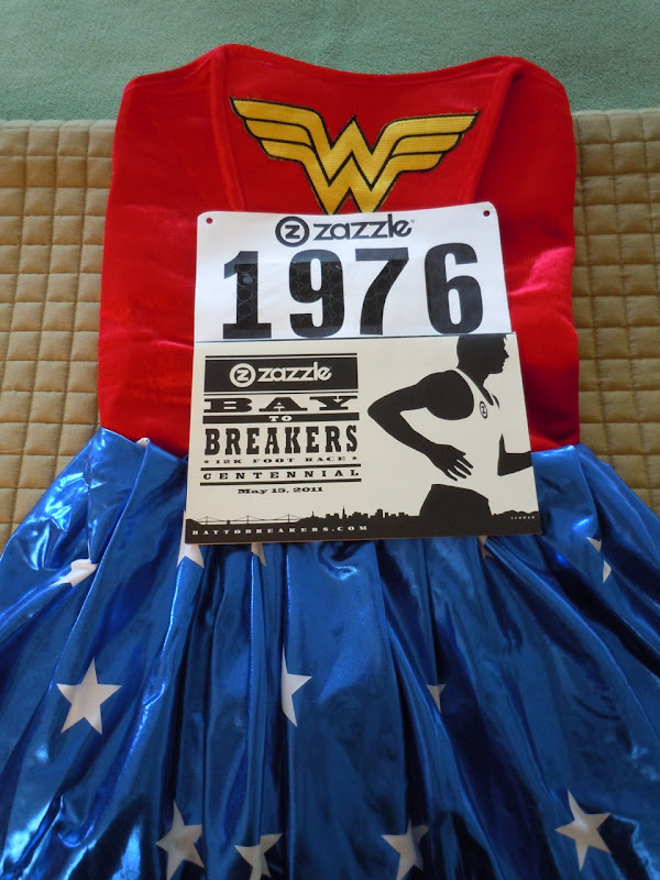 100th Bay to Breakers costume