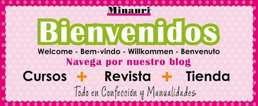 Minauri & Quili  - Revistas  - Cursos - Tienda