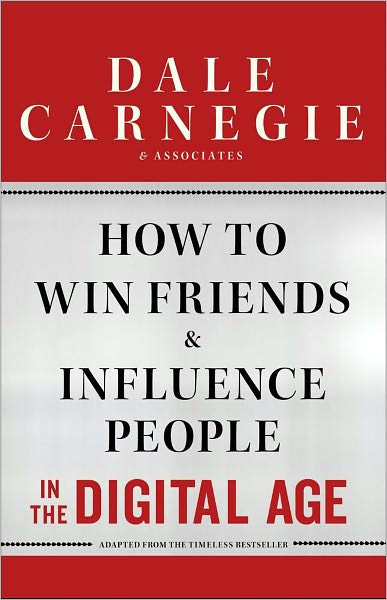 buy how to win friends and influence people