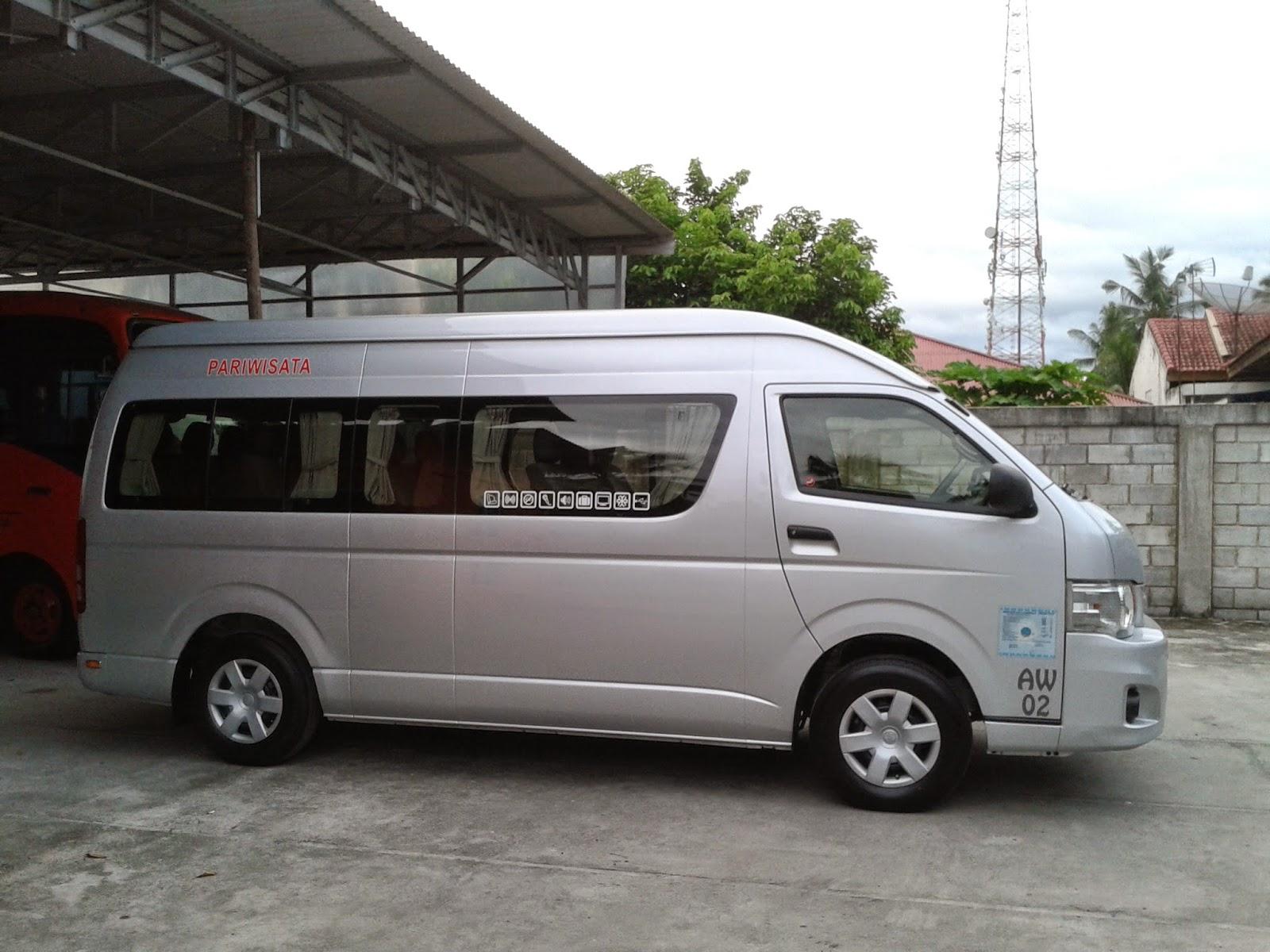 Sewa Bus Pariwisata Pekanbaru