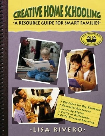 http://www.amazon.com/Creative-Home-Schooling-Resource-Families/dp/0910707480/ref=sr_1_1?s=books&ie=UTF8&qid=1407033954&sr=1-1&keywords=creative+homeschooling+for+gifted+children