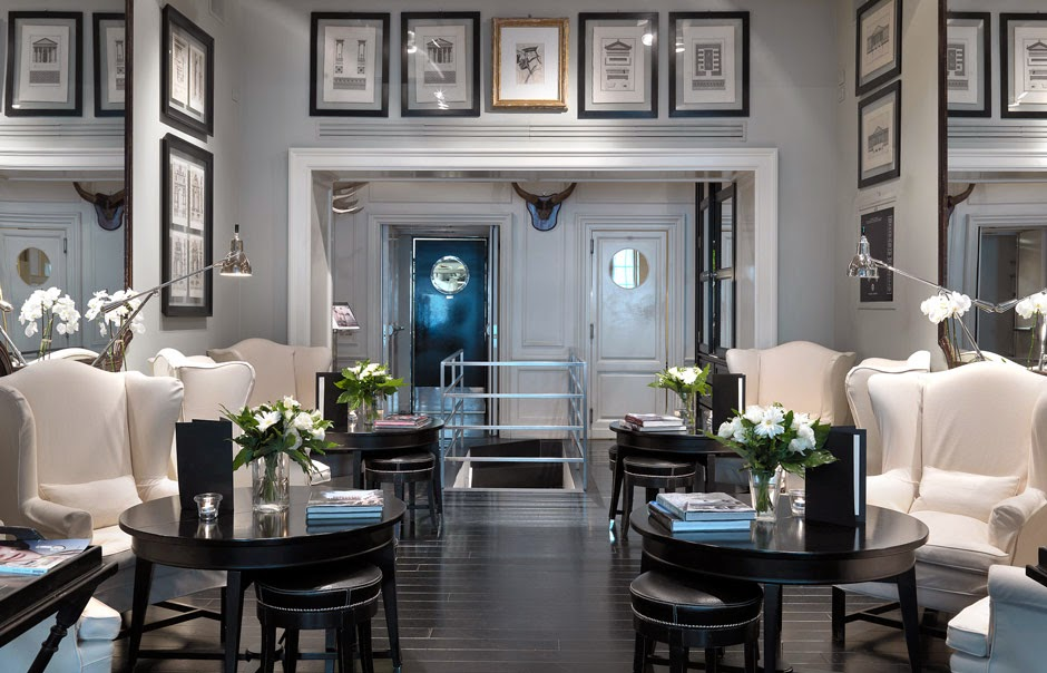 Passion for luxury j k place firenze florence italy for Design hotel florence