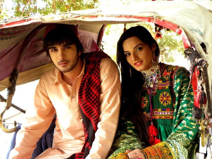 Sadia Khan & Imran... Imran Abbas And Sadia Khan
