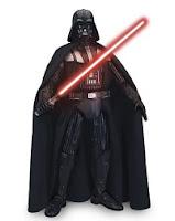 Boneco Interativo do filme Star Wars Darth