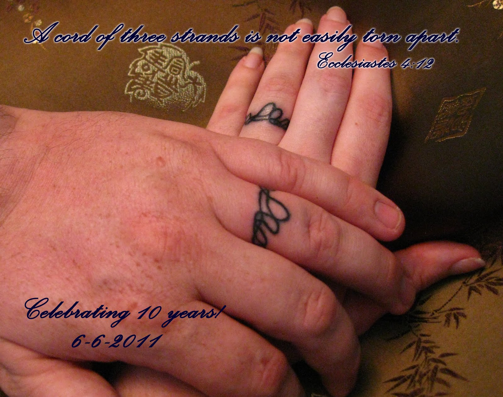 Amazing Wedding Ring 10 Year Anniversary Wedding