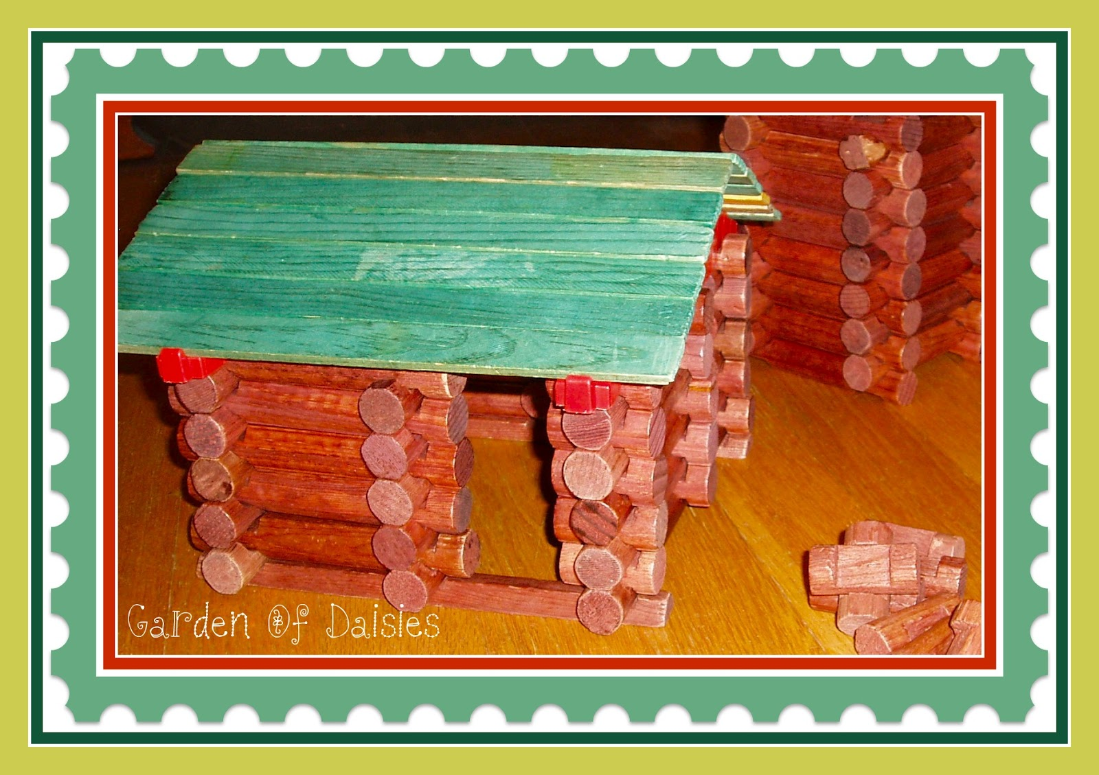 Superb img of Did you play with Lincoln Logs when you were a kid? with #BA3711 color and 1600x1129 pixels