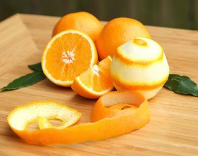 Vỏ cam và những công dụng chữa bệnh cực kỳ hay