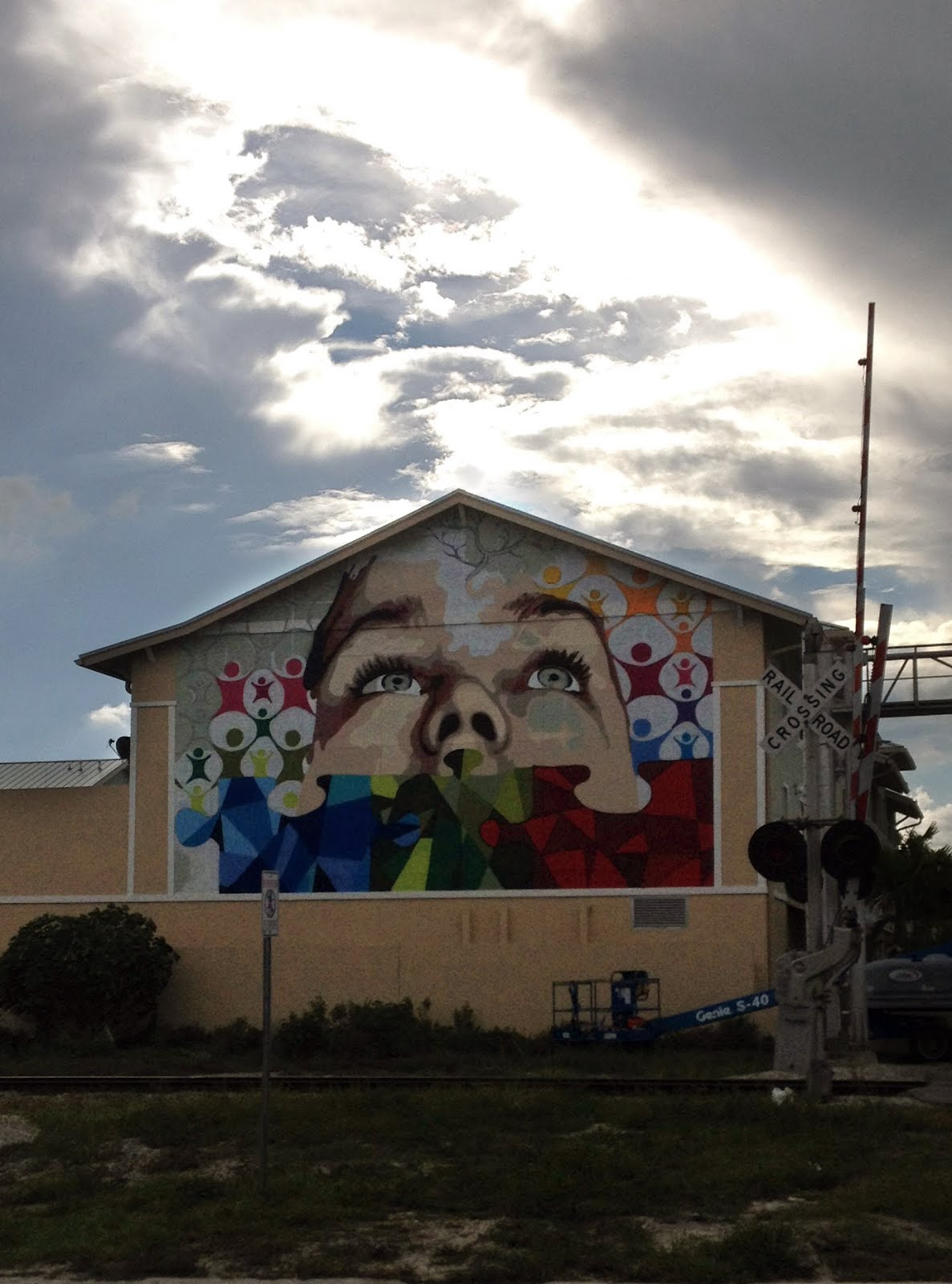 An artist looking for inspiration? Visit our charmingly quirky City of Lake Worth: