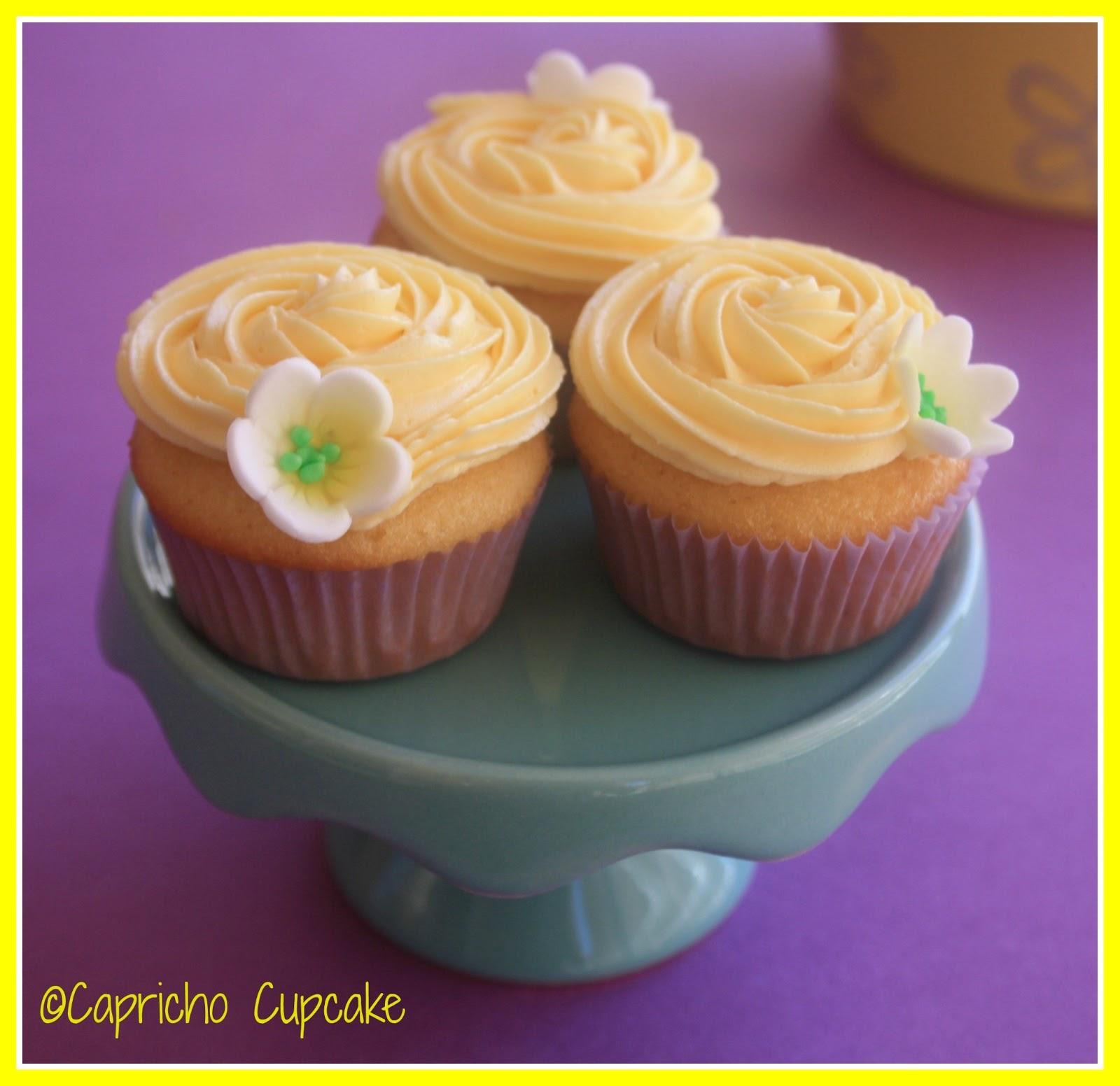 capricho cupcakes alicante cupcake limoncello