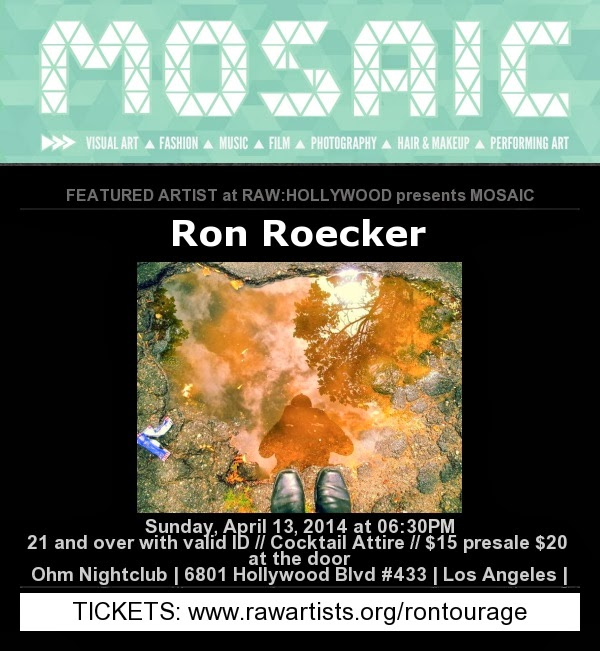 MOSAIC:  Art Showcase Featuring Ron Kennedy Roecker