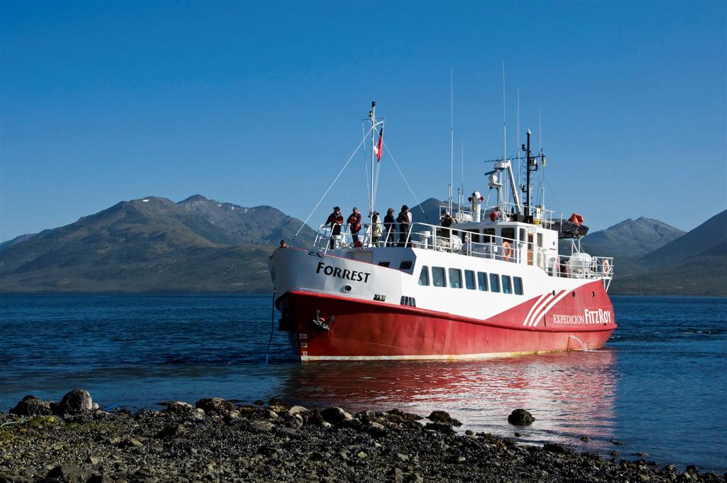 Cabinas De Baño Bello:viajes y fotos: El Estrecho de Magallanes, embarcados, sector 1 y 2