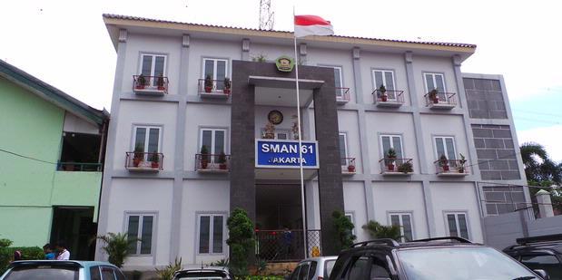 Daftar Alamat SMA di Jakarta