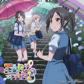 Tari Tari Character Song Album - Sora Ban ~Miagetari, Habataitari~