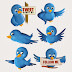 Add flying twitter BIRD to your blog,website