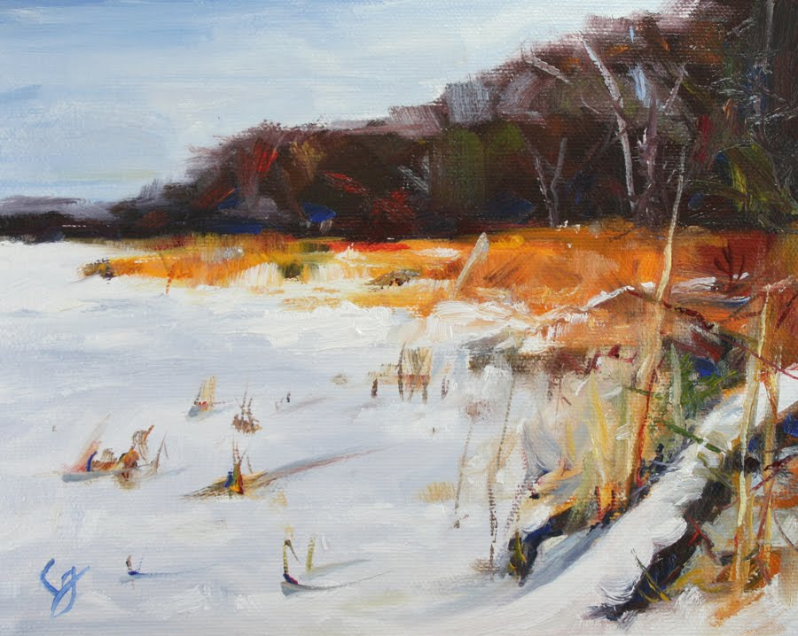 Carrie Griesemer Winter Shore Sold