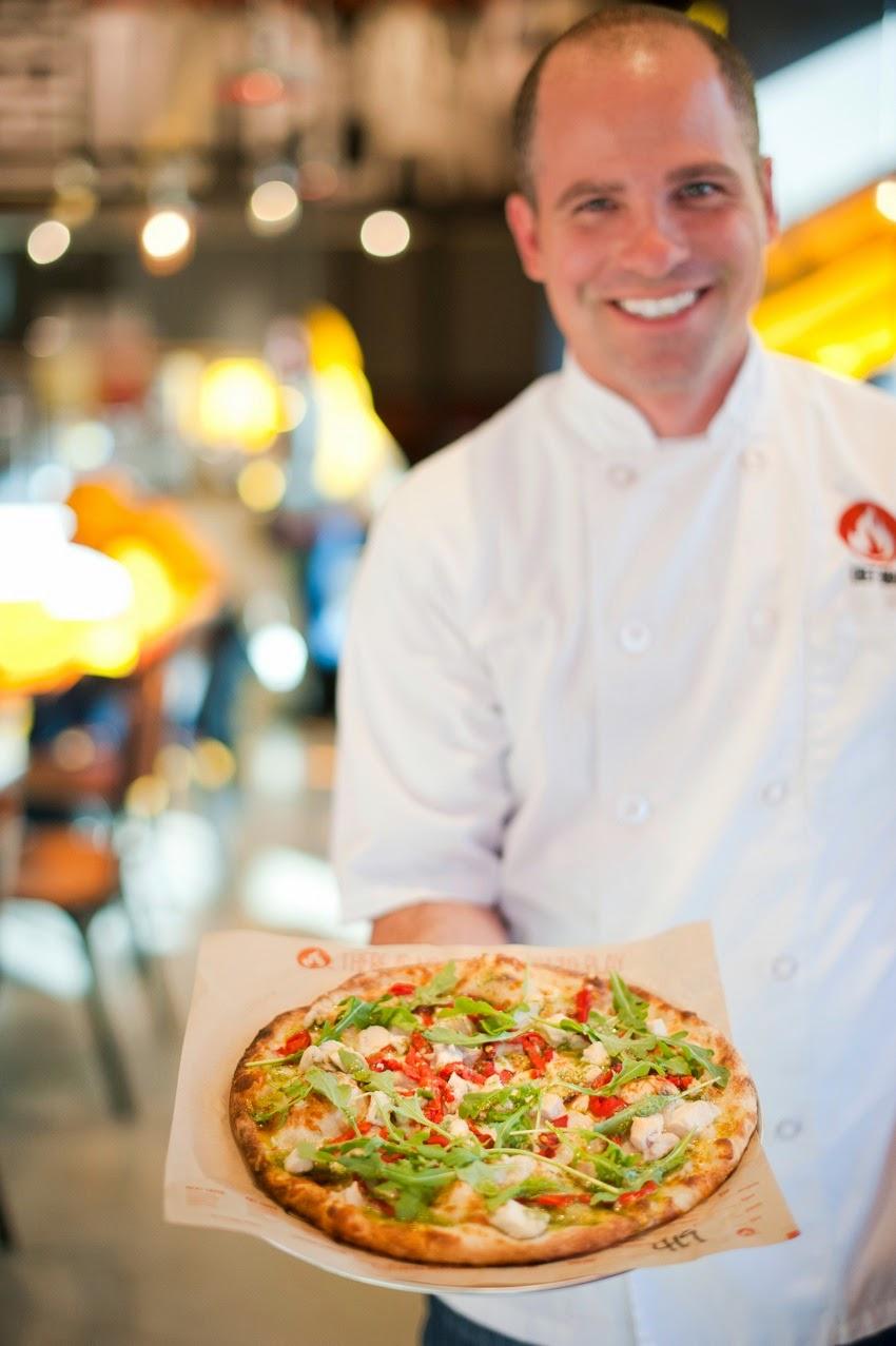 Let\'s Do Lunch: Blaze Pizza