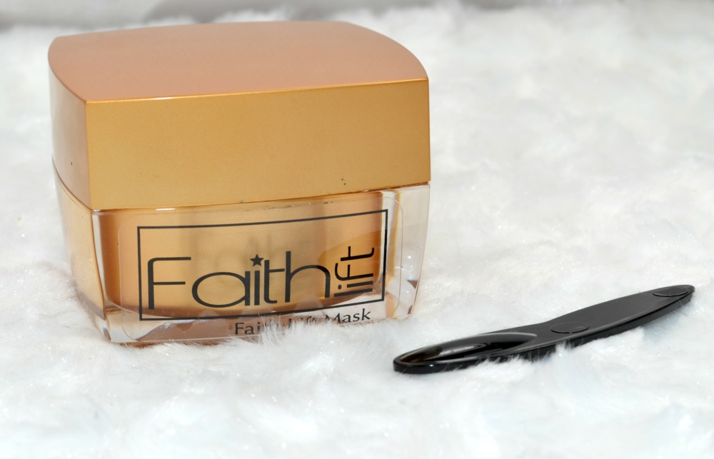 Tibby Olivier Faith Lift Mask and Faith Lift Face Cream