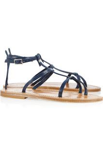 K Jacques St Tropez, sandáliky