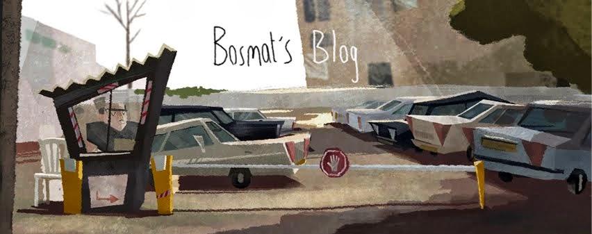 Bosmat's Blog