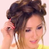 The Pull Through Crown Braid Hairstyle Tutorial (Great for Flower Girls)