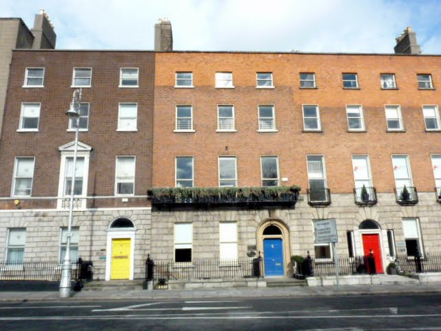 Merrion Street , fotos de colores