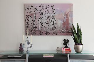 compositie van dressoir