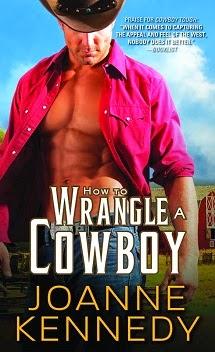 How to Wrangle a Cowboy (Cowboys of Decker Rancher #3)