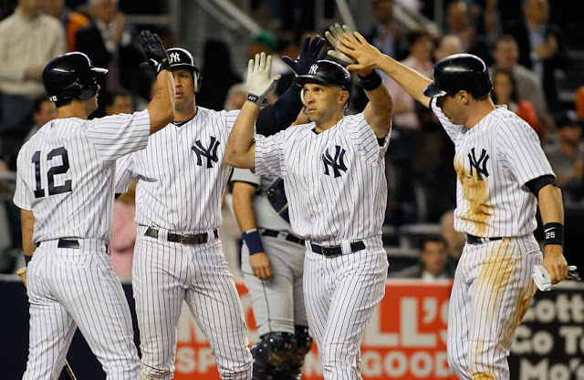 New York Yankees equipes mais valiosas do mundo
