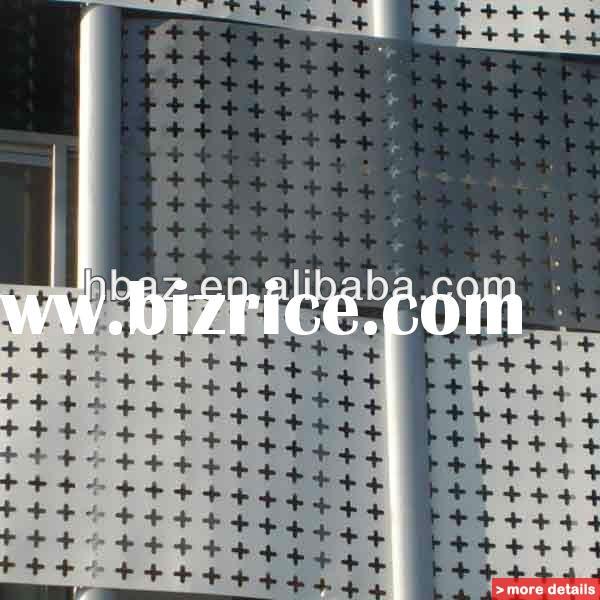 Decorative Metal Panels : Decorative sheet metal panels