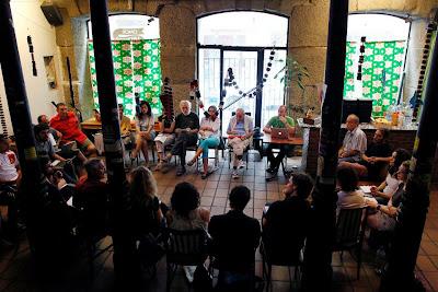 """Asamblea de cooperativistas de """"Más Público"""", editores de """"La Marea"""""""