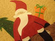 Sal camino de mesa navideño