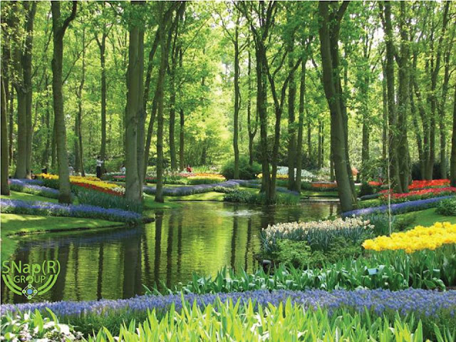10 Most Unusual Parks in the World