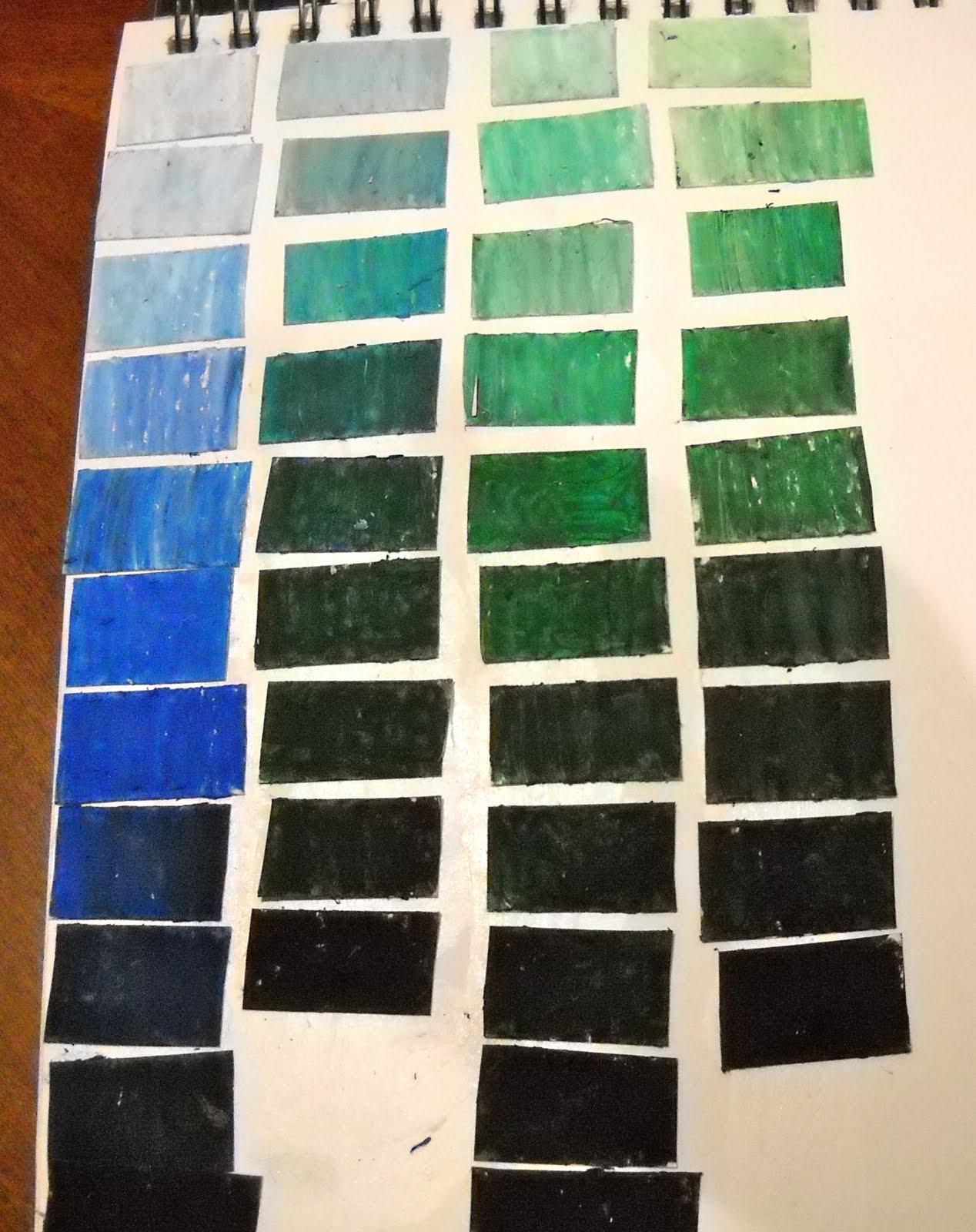 Kristens art class blog color value chart nvjuhfo Images