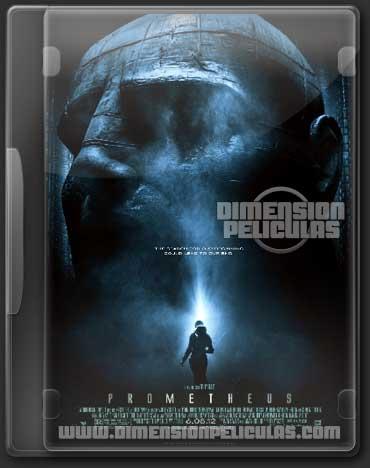 Prometheus (DVDScreener Inglés Subtitulado) (MKV) (2012)