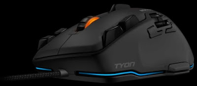 Расположение кнопок на мышки